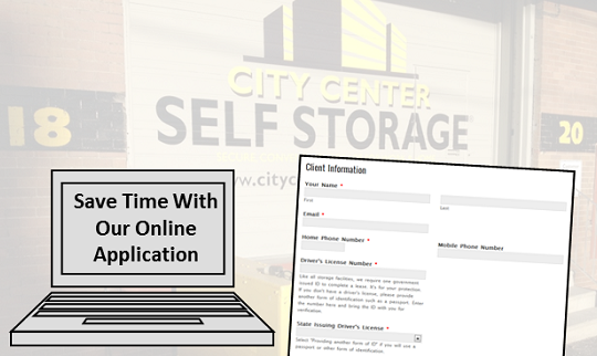Storage Units in Pittsburgh PA | City Center Self Storage | Bloomfield Lawrenceville