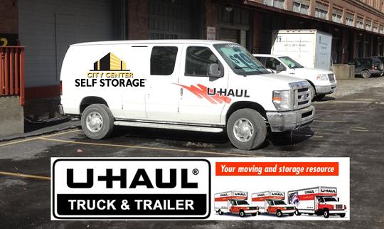 Storage Pittsburgh PA | City Center Self Storage | Strip District